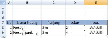 spreadsheet excel 2